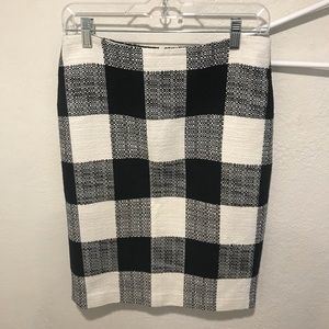 Picnic pencil skirt